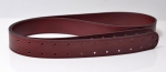 Wide Strap with Holes, 150x3.5cm (ΒΑ000020) Color ΜΠΟΡΝΤΩ / BORDEAUX