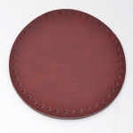 Round Base, 21cm (BA000394) Color Μπορντό / Bordeaux