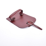 Cover Chloe Desire with Wide Handle and Distinctive Closure(BA000601) Color Μπορντώ / Bordeaux