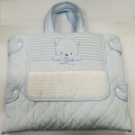 Changing bag  P1004 Color Γαλάζιο / Light Blue