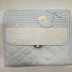 Portable Baby Change Pad Ρ1019 Color Γαλάζιο / Light Blue