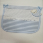 Baby Fleece Cover P1020 Color Γαλάζιο / Light Blue