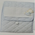 Portable Baby Change Pad Ρ1119 Color Γαλάζιο / Light Blue