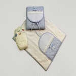 Portable Baby Change Pad Ρ1219 Color Γαλάζιο / Light Blue