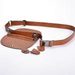Kit Τσαντάκι Μέσης Country Bag Belt, με Ρυθμιζόμενη Ζώνη(BA000623) Χρώμα Ταμπά  / Taba
