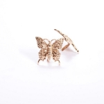 Butterfly Ornament, 2cm, Small, with Legs,(ΒΑ000603) Color 02