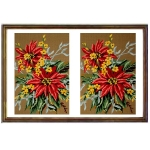 Canvas 40x60 Flowers Color 15.280