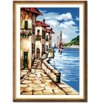 Canvas 45x60 Lanscapes Color 14.743