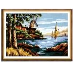 Canvas 45x60 Lanscapes Color 14.780