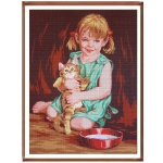 Canvas 45x60 Portraits Color 14.835