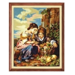 Canvas 60x75 Portraits Color 10.504