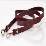 Narrow Eco Leather Strap with Metal Clips, 120cm (ΒΑ000014) Color 05