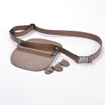 Kit Τσαντάκι Μέσης Country Bag Belt, με Ρυθμιζόμενη Ζώνη(BA000623) Χρώμα Μπεζ cappuccino /Beige cappuccino