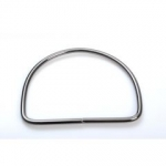 Half Circle Metal Handle, 12.5cm,. (ΒΑ000562) Color 01