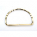 Half Circle Metal Handle, 12.5cm,. (ΒΑ000562) Color 04