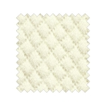 Pique Jersey square & diamond shape Color Πικέ Ρόμβος Κρεμ / Rhombus Shape Cream