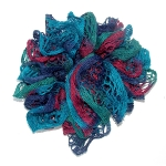 Scarf Filet Family Anoixi / Marina  Color FF 705