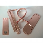 Kit Bag's Νο8 Color Pink Gold