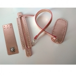 Kit Bag's Νο3 Color Pink Gold