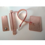 Kit Bag's Νο6 Color Pink Gold