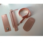 Kit Bag's Νο4 Color Pink Gold