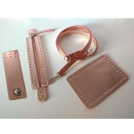 Kit Bag's Νο5 Color Pink Gold