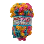 Pom Pon Louloudi Multi (Flower) Color PF 305