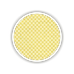 Children fabrics for printed sheets small square shape Color Κίτρινο-Λευκό / Yellow-White