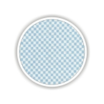 Children fabrics for printed sheets small square shape Color Σιέλ-Λευκό / Light Blue-White