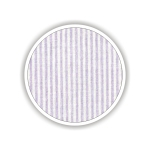 Children fabrics for printed sheets striped Color Λιλά-Λευκό / Lilac-White