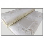 Jacquard Linen from Italy Color Natale