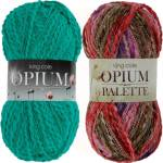 Opium solid & palette