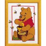 Cross stich kit frame Disney 13x18cm Color 19014/2575