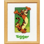 Cross stich kit frame Disney 13x18cm Color 19049/2575