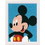 Cross stich kit frame Disney 12,50x16cm Color 2801/2575