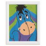 Cross stich kit frame Disney 12,50x16cm Color PN-0014536