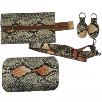 Kit Bag's Orchidea Animal Print  5 Stk.(01006)