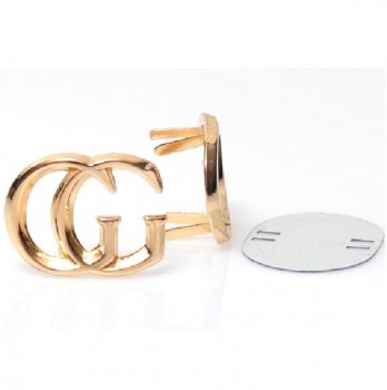 Metal Ornament, Chanel Style with Feet(ΒΑ000410)