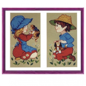 Canvas children Patterns