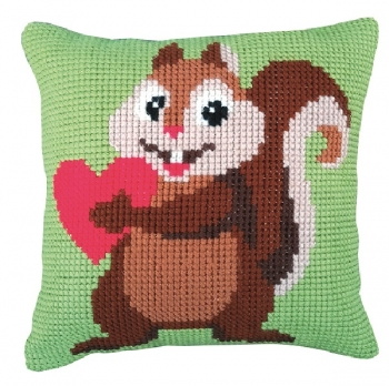 Kids Pillow 35X35cm Kit 01.151
