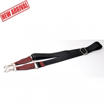 Adjustable Belt Strap, Eco Leather & Metal Details (ΒΑ000122)