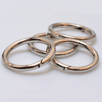 Metal O Ring with Mechanism 20mm. SMALL (BA000117)