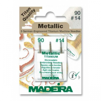 Metallic Needle for Machine Art.9451T