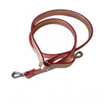 Eco Leather strap with hooks 130cm. (0101)