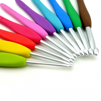 Crochet hooks Needles with handle