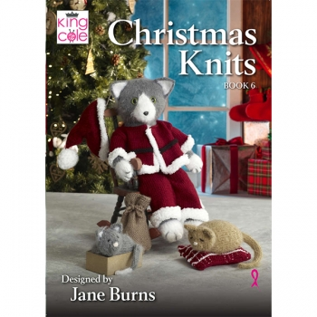 Christmas Crochet Book 6