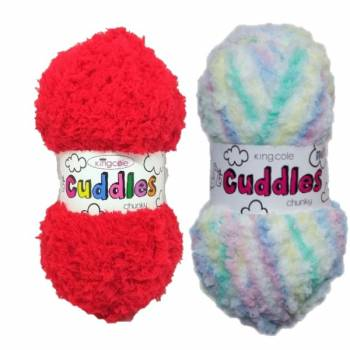 Cuddles Chunky Solid & Multi