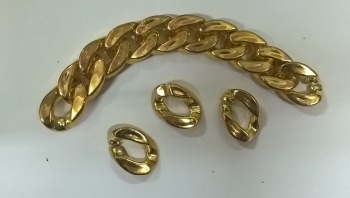 Chain Ring for bags Νο 1002