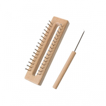 Small wooden Knitting loom Parallelogram