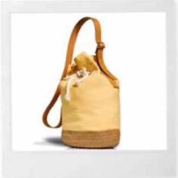 Straw Bag Bottom